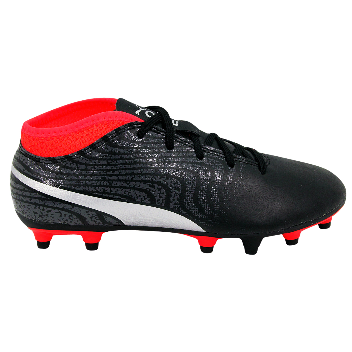 Fg Football Puma De 4 Chaussures One 18 Jr 4AR5jL