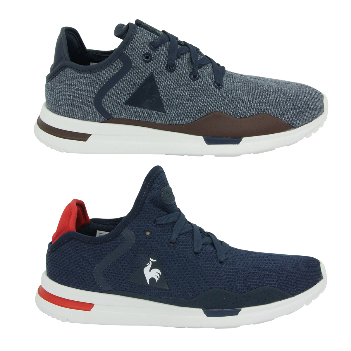 fa7a40f644b Le Coq Sportif SOLAS SPORT Chaussures Mode Sneakers Homme