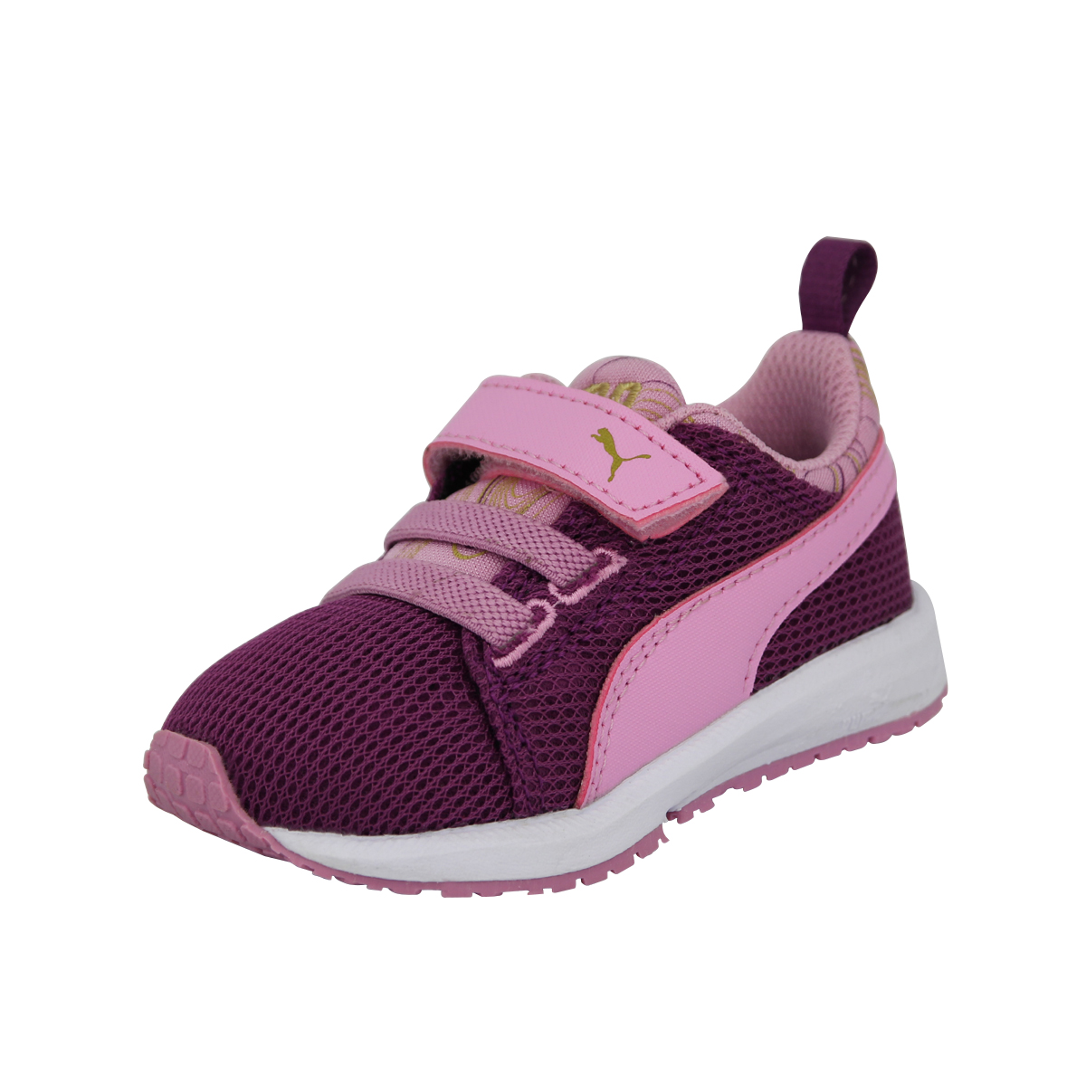 Enfant Marble Violet Chaussures Sneakers Carson Mode Puma Inf Iv76gybYf