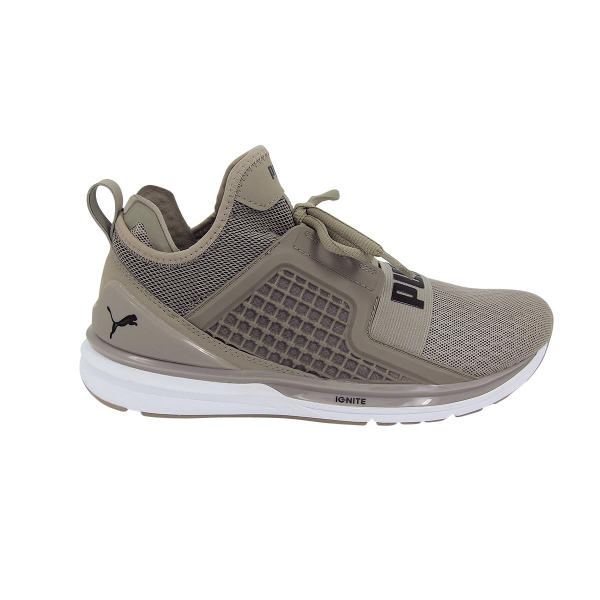 Puma Ignite limitless rock Señores zapatillas zapatos nuevo