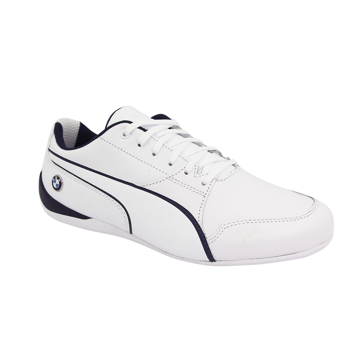PUMA BMW MS Drift Cat 7 White Team Blue Leather Men Motor Shoes Sneaker  30598602 UK 9. About this product. Picture 1 of 12  Picture 2 of 12 ... 007507bc9