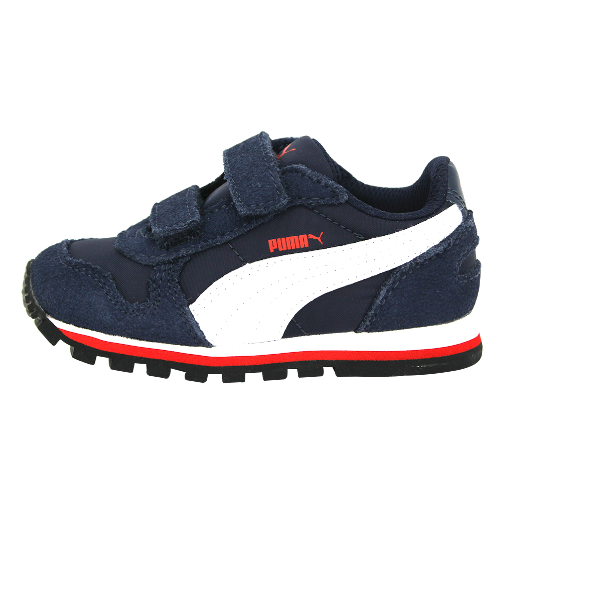 Mode Puma Chaussures Enfant Kids Runner Sneakers St Bleu iPXZku
