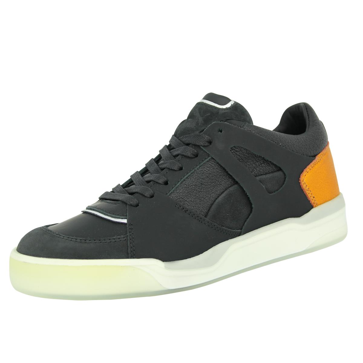 Puma soit + McQ Move Femme Lo Noir Femme Baskets Chaussures NEUF