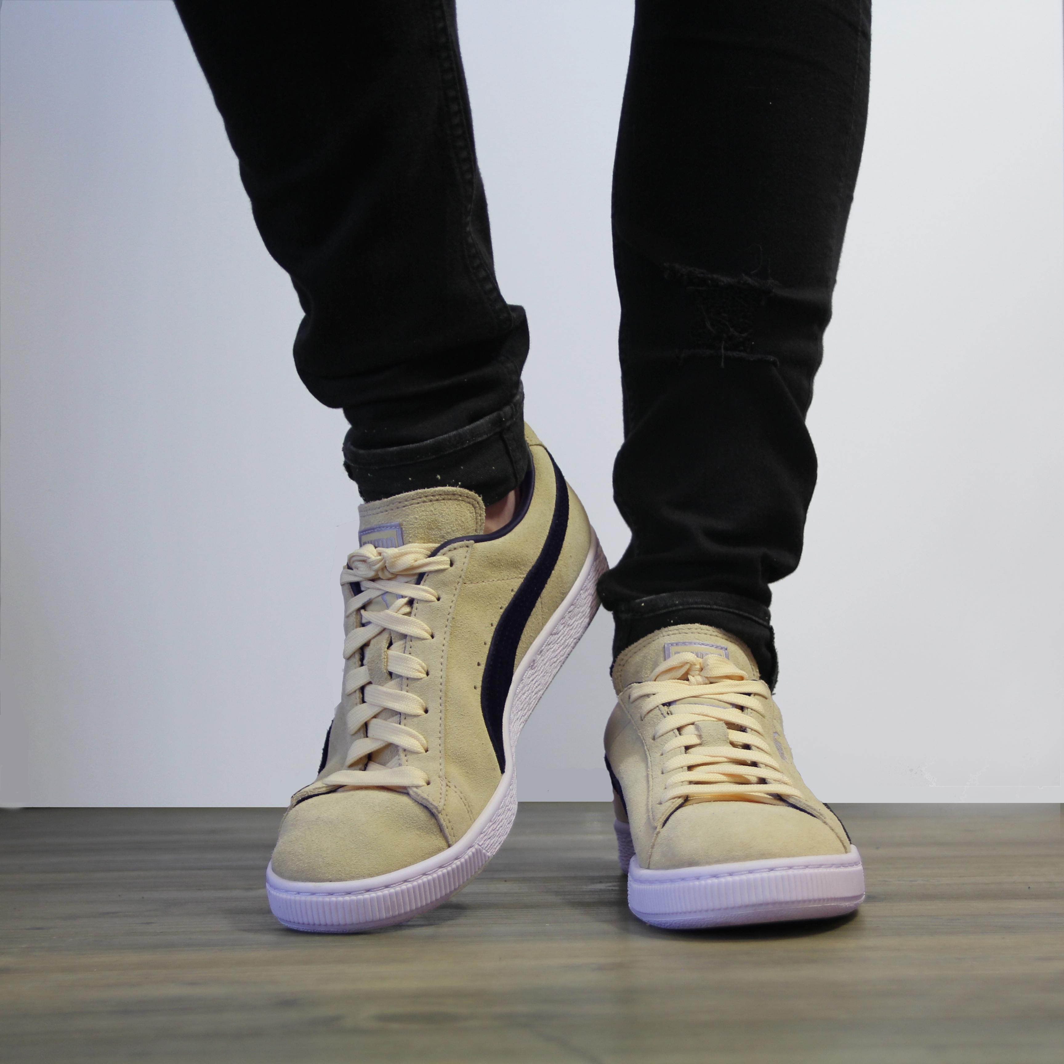 Suede Mode Chaussures Classic Puma Cuir Unisex Sneakers 1dqTq