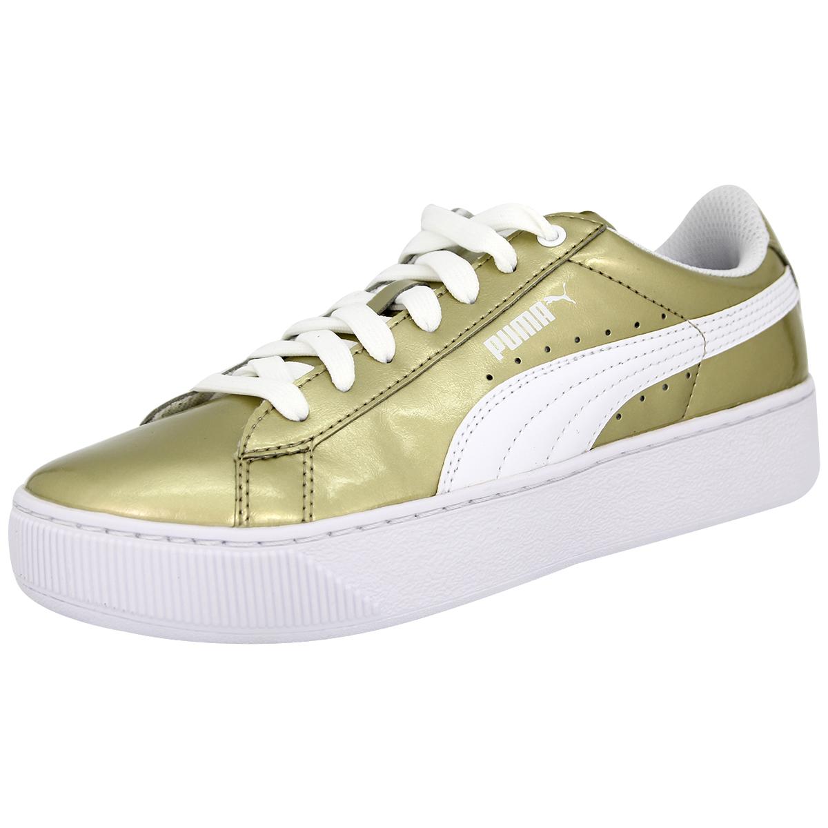 Sneakers Softfoam Chaussures Platform Vikky Puma Eur Mode Femme 34 x17anqz