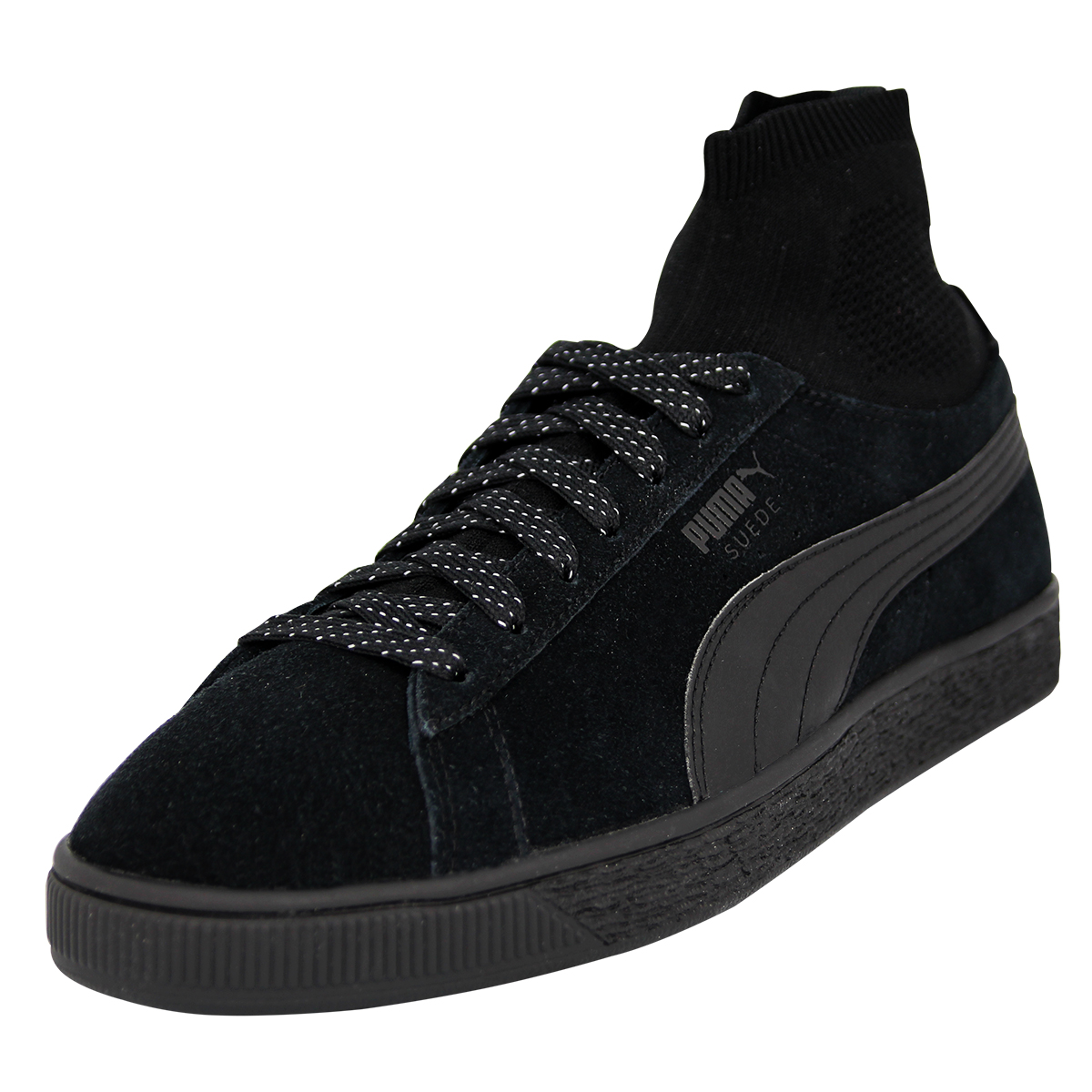 chaussures baskets puma homme suede classic taille noir. Black Bedroom Furniture Sets. Home Design Ideas