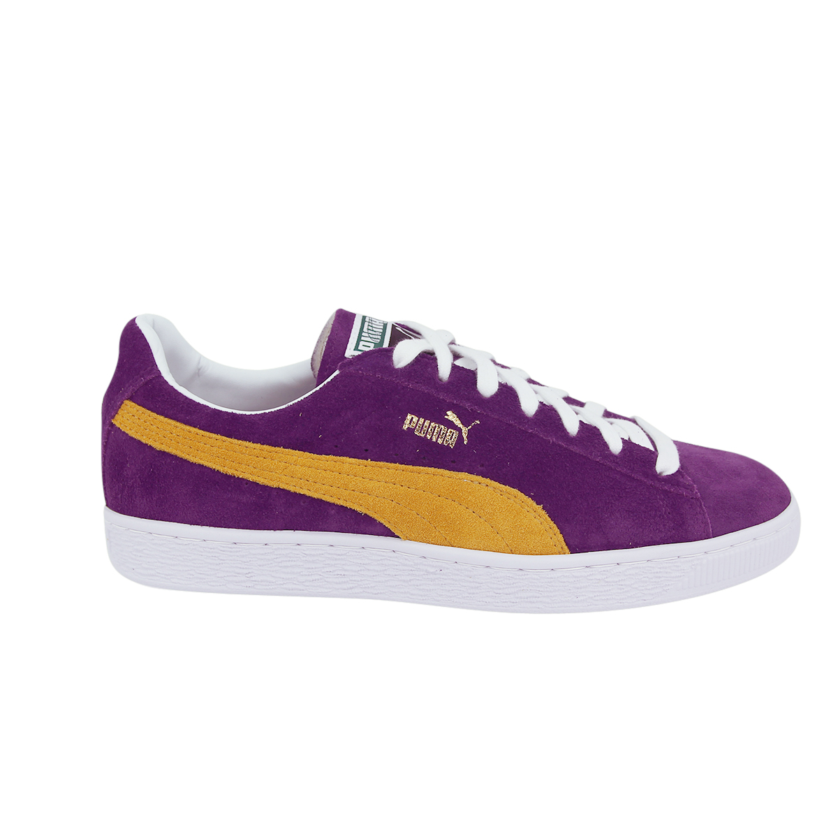 Low sneakers Leather suede suede CLASSIC X