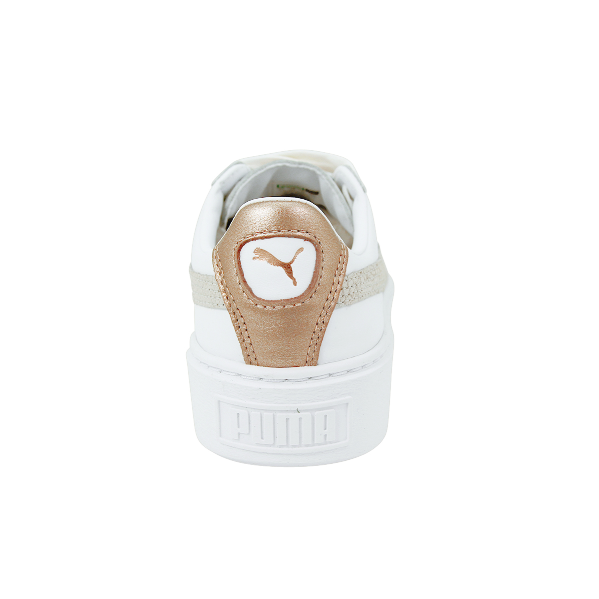 Puma BASKET PLATFORM RG EURPHORIA RG PLATFORM Leder Damen Sneakers Schuhe Neu 2ab423
