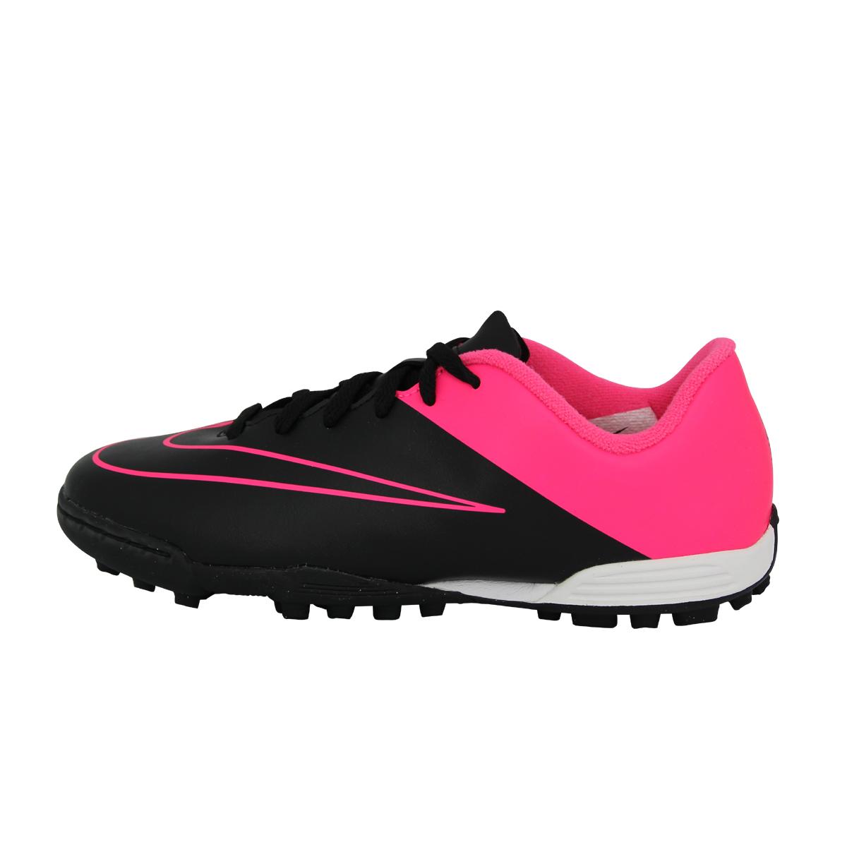NIKE JR MERCURIAL VORTEX II TF Chaussures de Football Fille