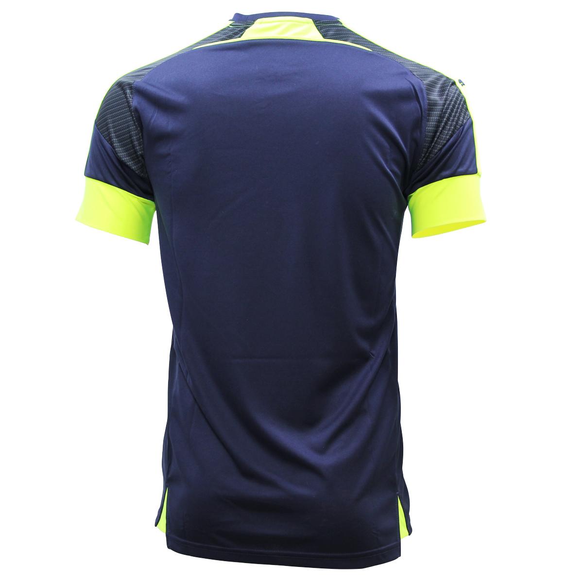 ff3b0b5ba Puma ARSENAL FC 3RD REPLICA JERSEY Blue Yellow Men Football Jersey ...
