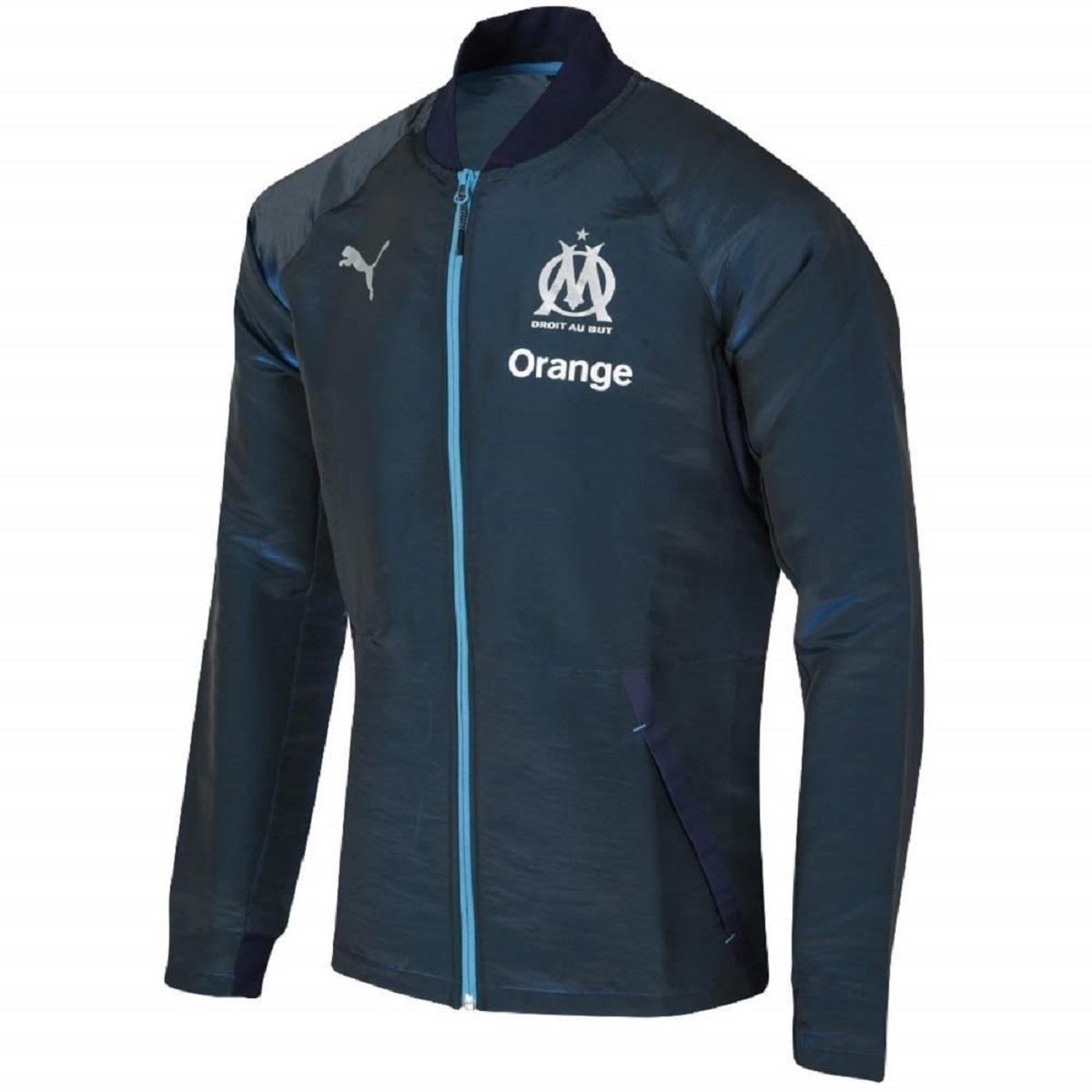 Chaqueta-Sintetico-Olympique-de-Marsella-pro-Jacket