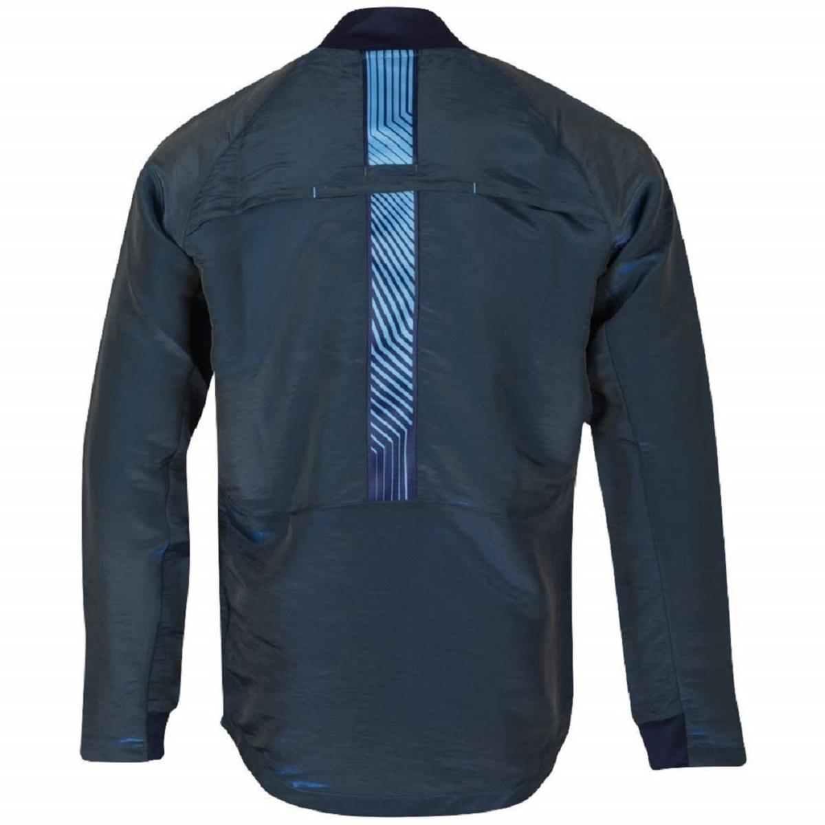 Chaqueta-Sintetico-Olympique-de-Marsella-pro-Jacket miniatura 2