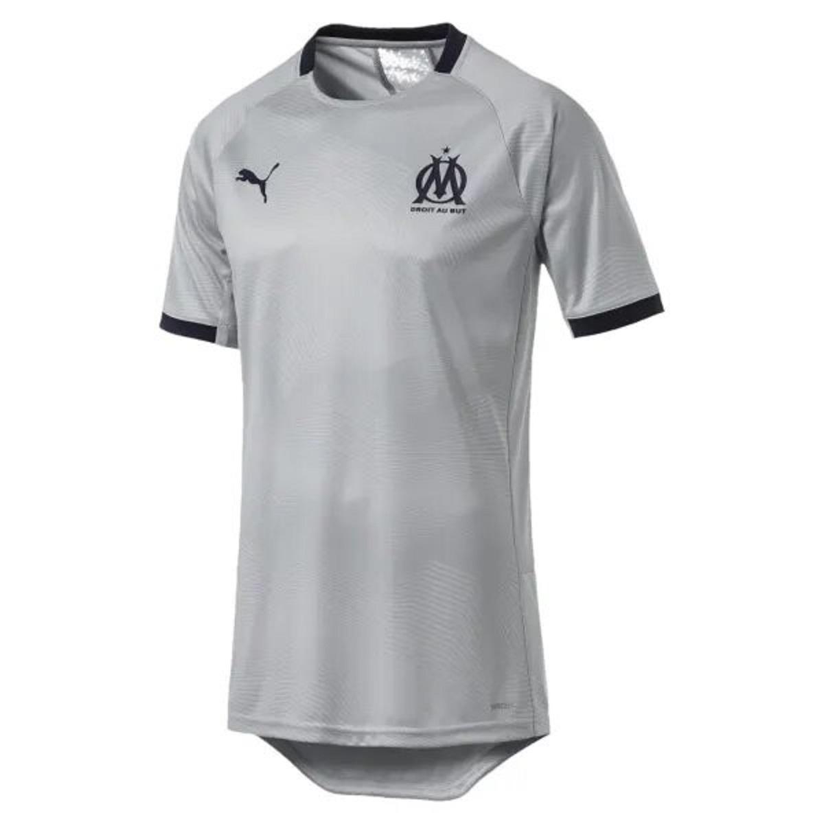 PUMA Olympique DE Marseille Graphic Jersey Maglia da Calcio