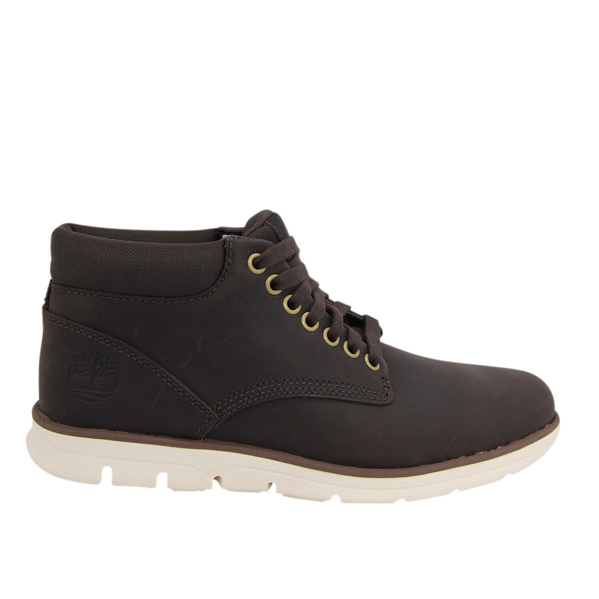 Timberland Chukka Bradstreet CUIR Chaussures Hommes Neuf