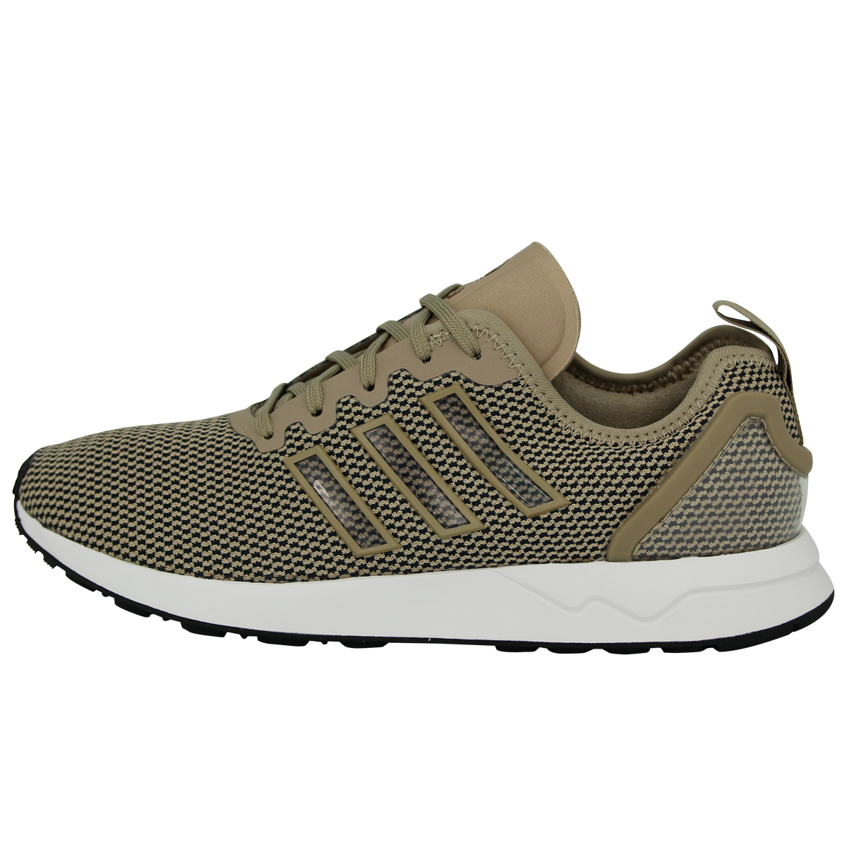 Adidas Originals ZX FLUX Braun ADV Braun FLUX Damens Sneakers Schuhes 47c4aa