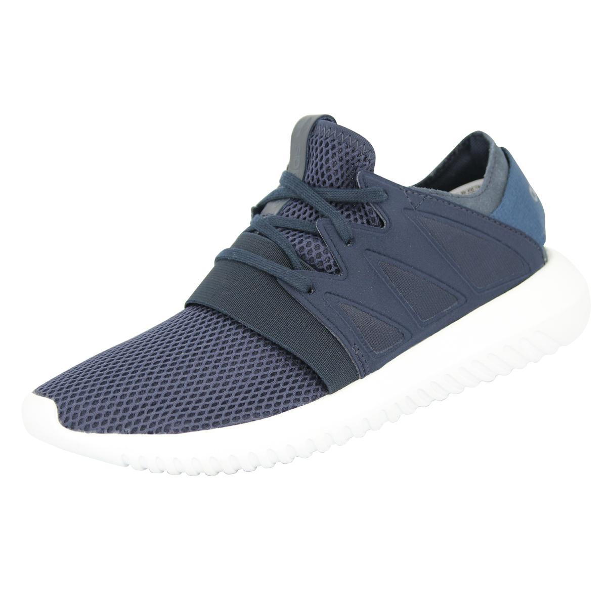 Adidas Originals TUBULAR VIRAL shoes Fashion Sneakers Unisex bluee