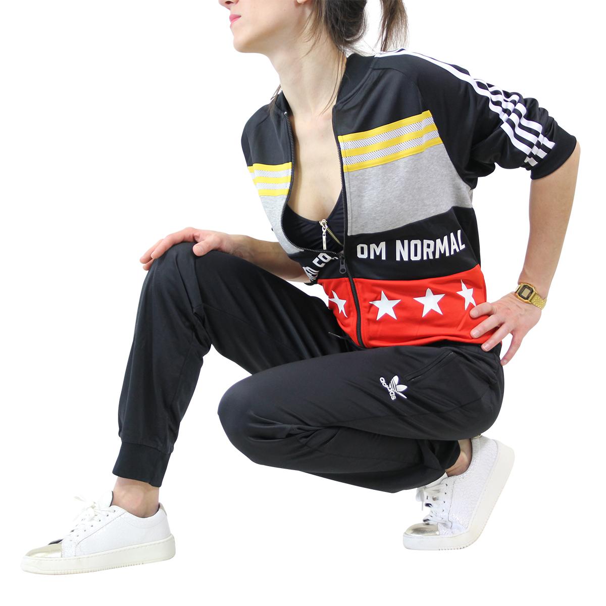 Adidas AVERE Tuta Donna Rita Ora 4 4 di 6 ... 016d8eca68e1