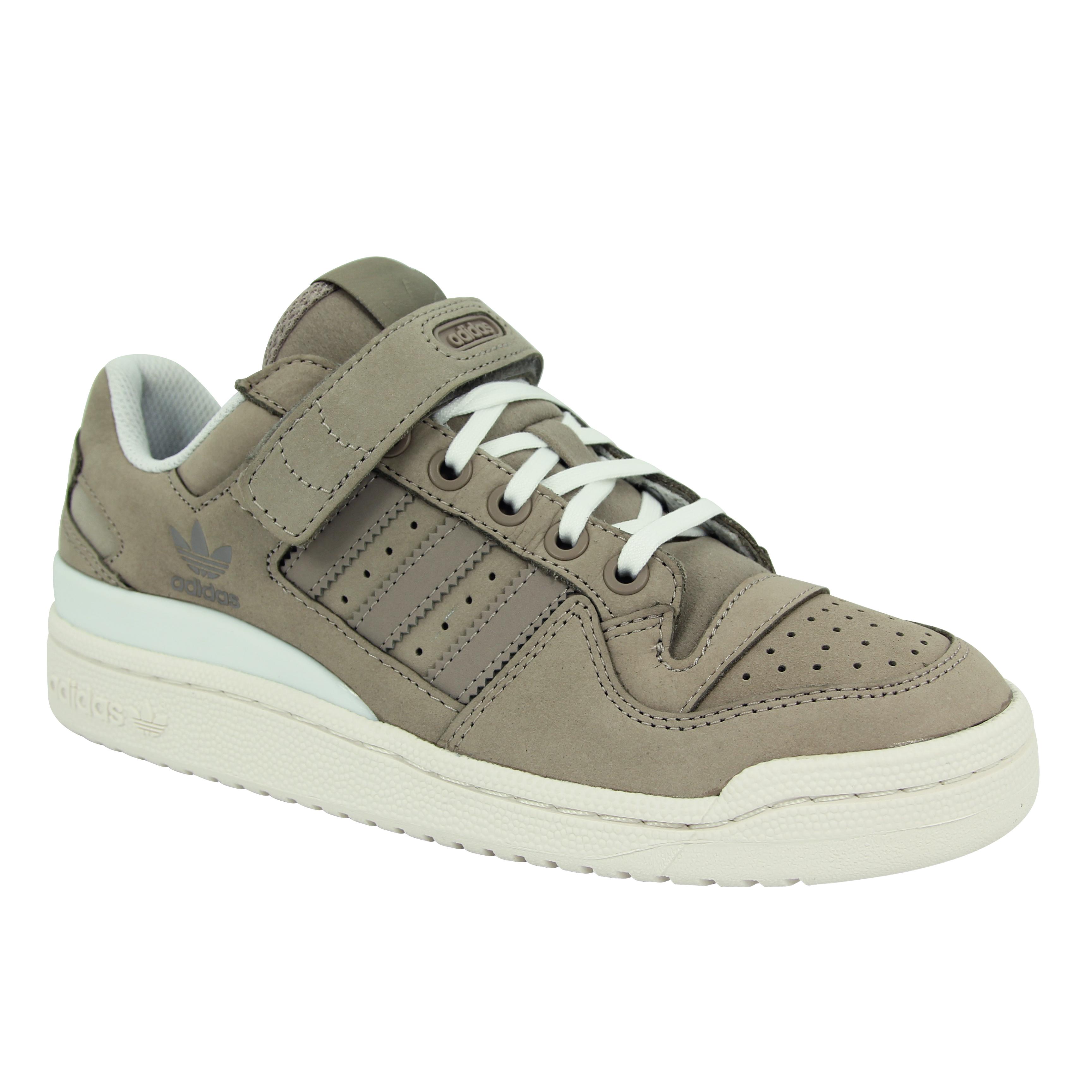 finest selection 1612a 05cd0 adidas Originals FORUM LOW Cuir Chaussures Mode Sneakers Unisex 2 2 sur 6  ...