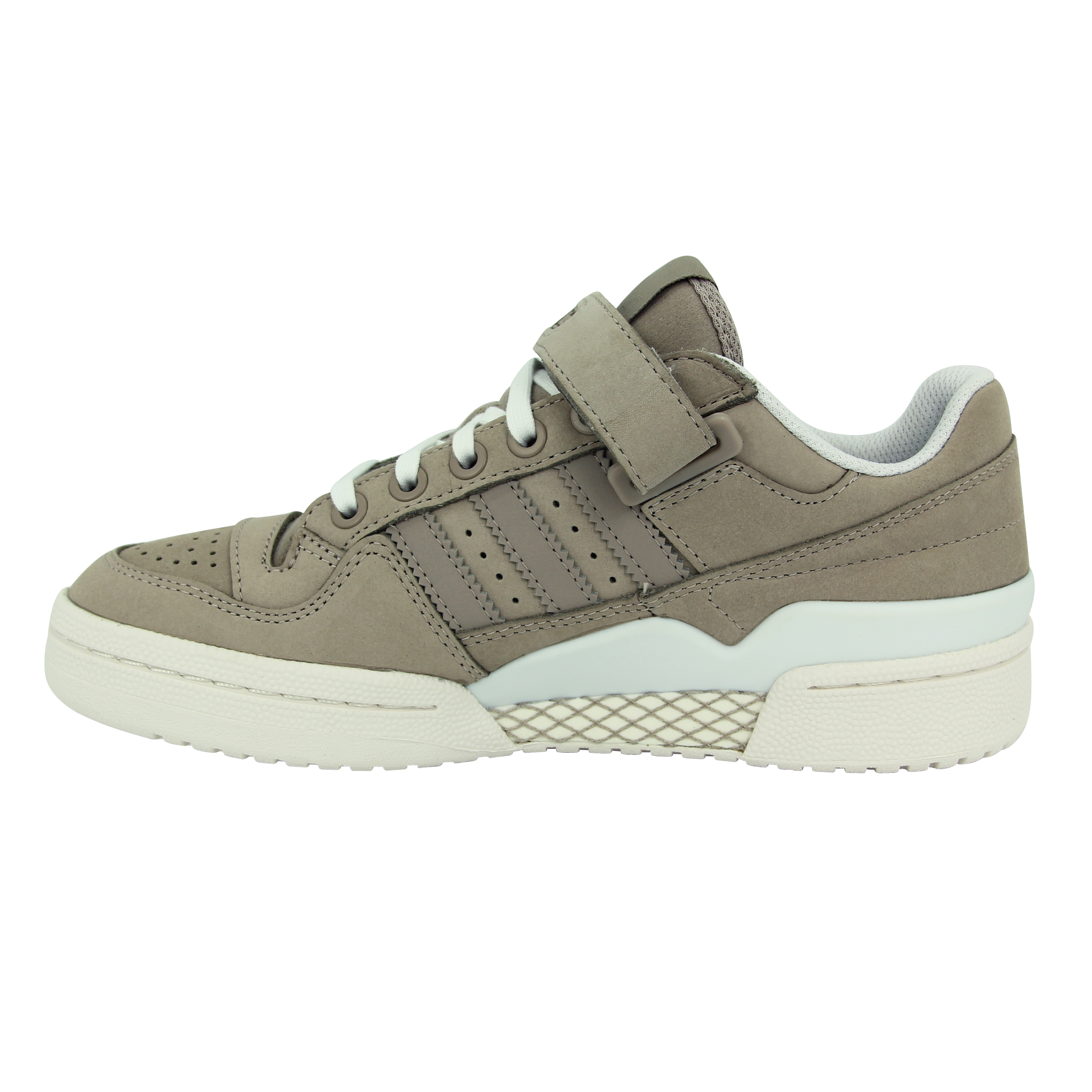 cheaper b0e97 849dc adidas Originals FORUM LOW Cuir Chaussures Mode Sneakers Unisex 3 3 sur 6  ...