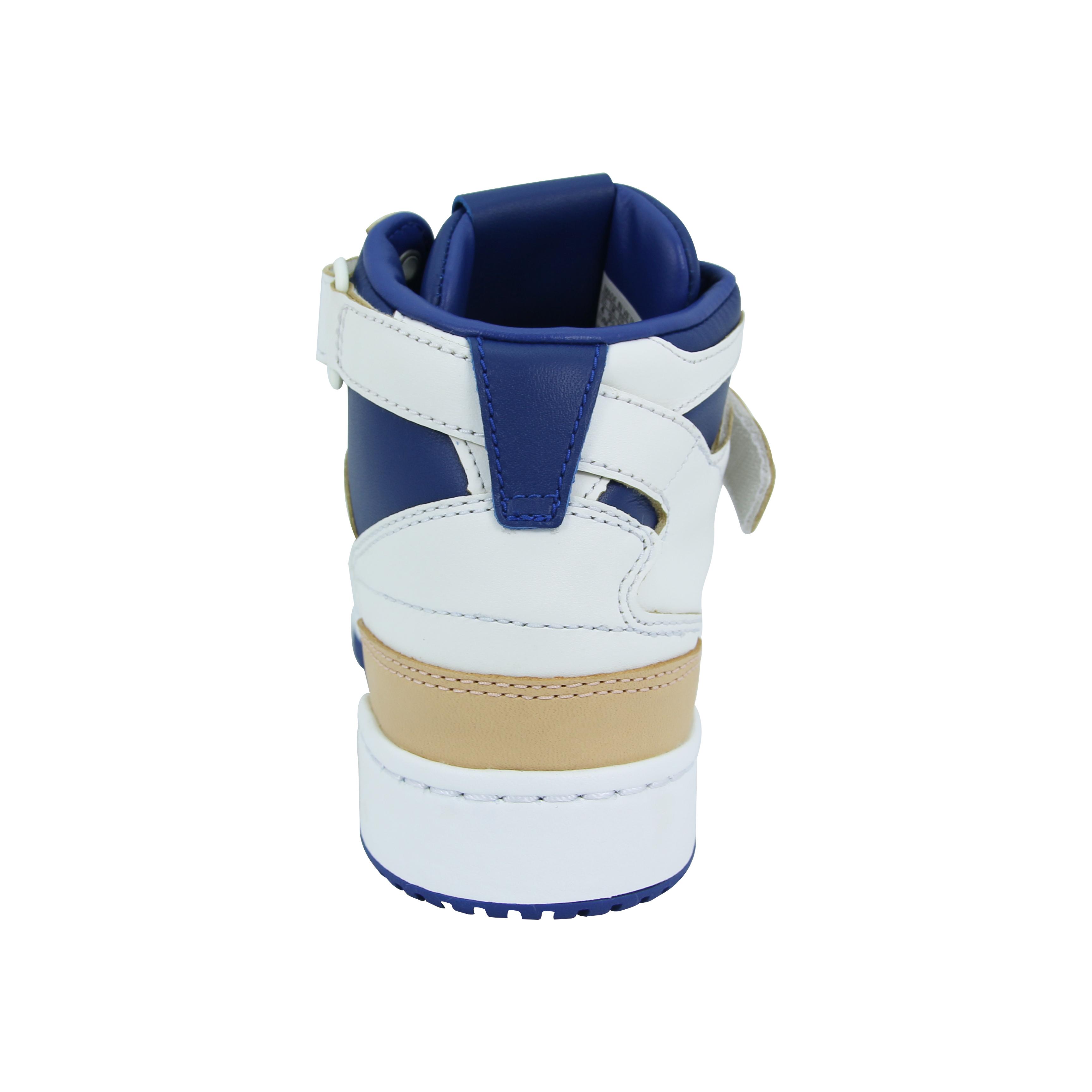 a1b165976166 adidas Originals FORUM MEDIO WRAP Pelle Scarpe Moda Scarpe sportive Uomo 4  4 di 6 ...