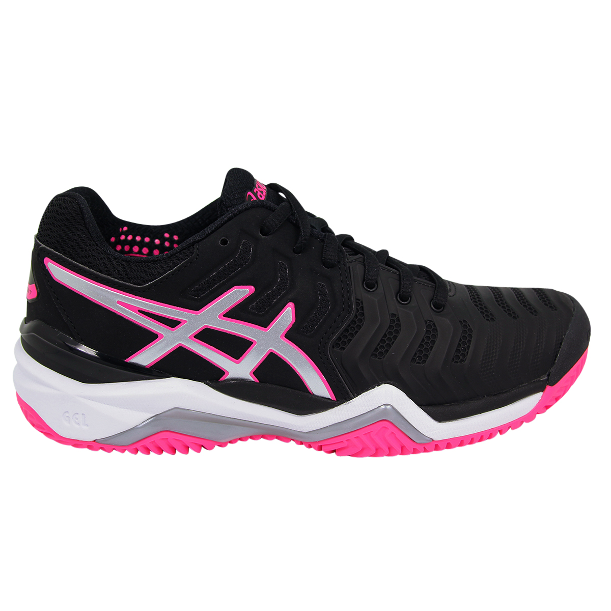 Details about Asics Gel Resolution 7 Clay Womens Tennis Shoes NEW- show  original title