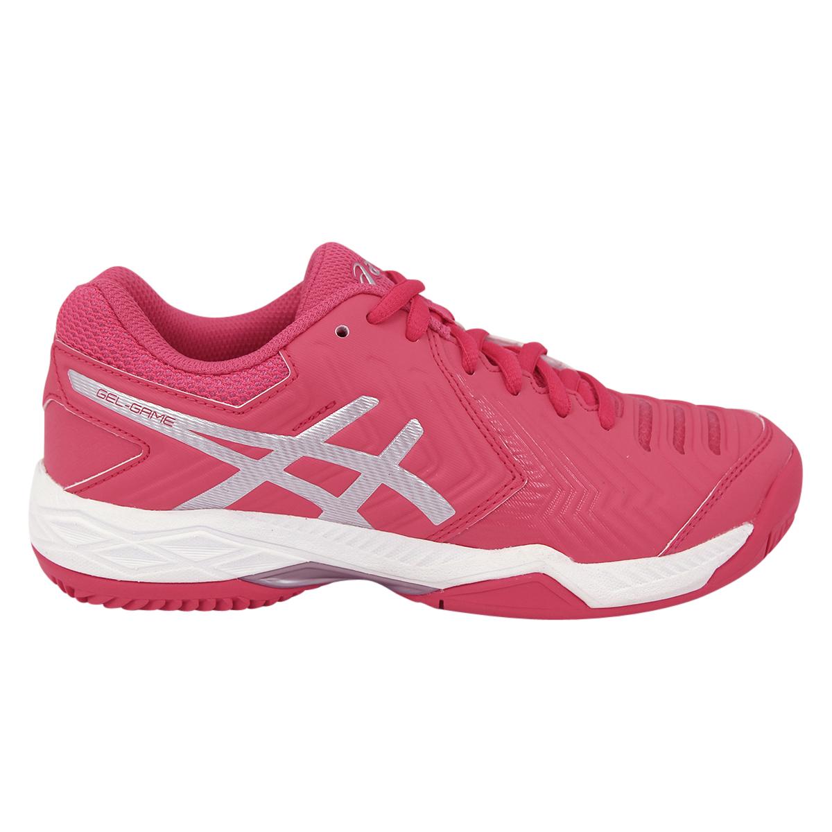 Asics Asics Asics gel Game 6 Clay señora zapatillas de tenis nuevo  auténtico