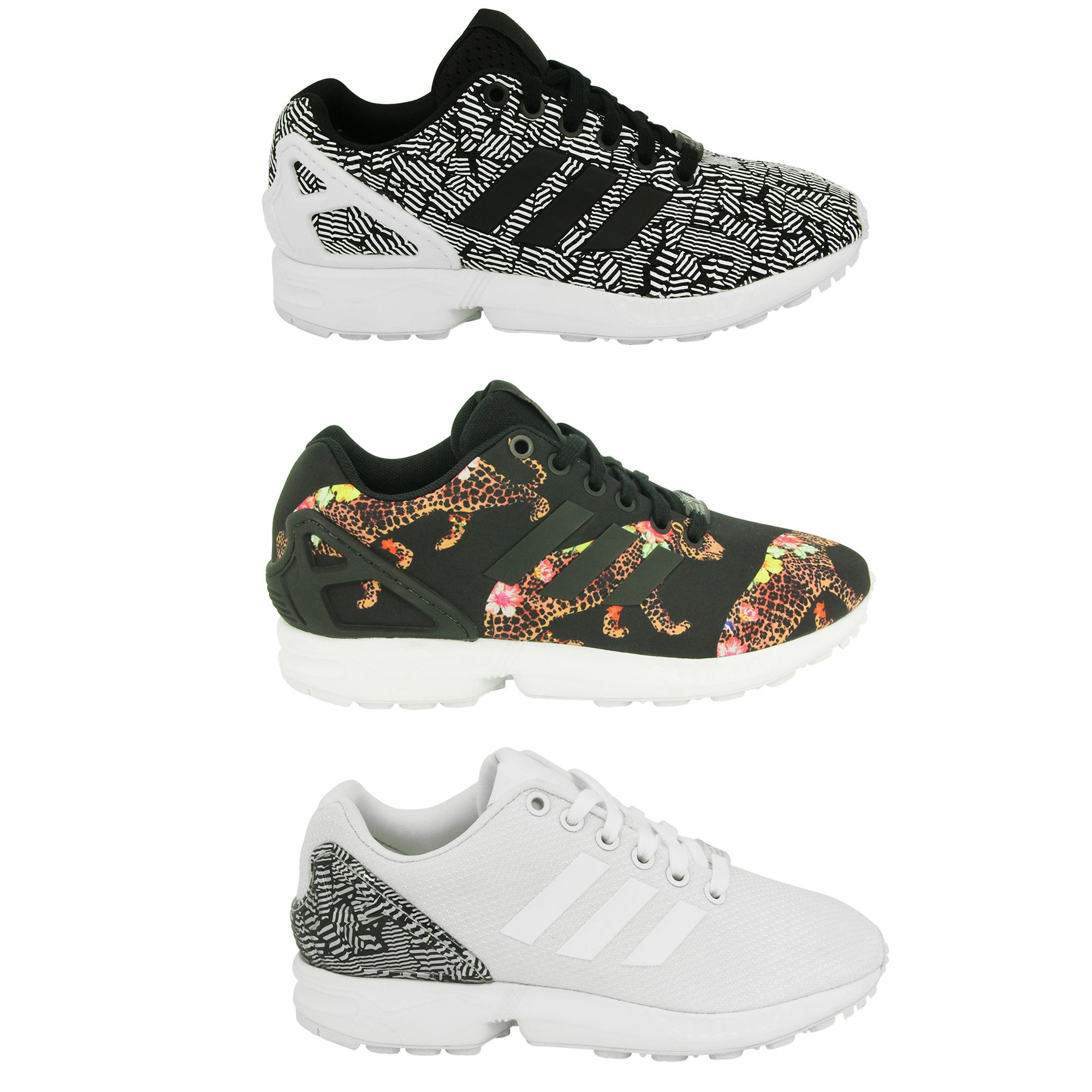 outlet store a29ea 24061 Adidas-Originals-ZX-FLUX-WOMEN-Women-Sneakers-Shoes