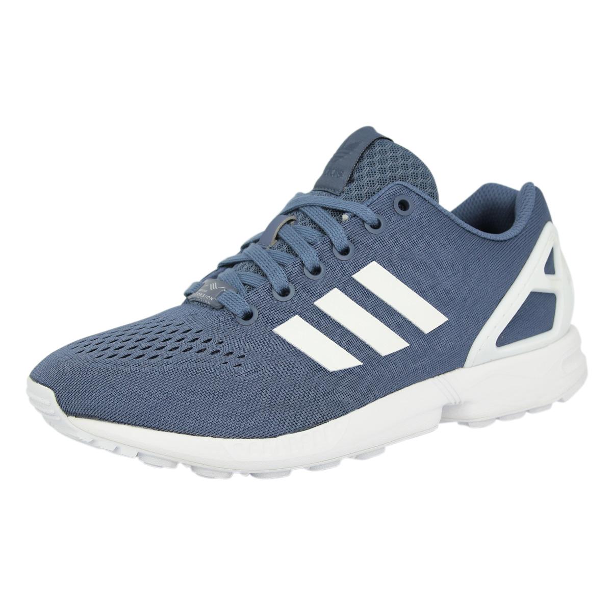 Adidas Originals ZX FLUX Blau EM Blau FLUX Herren Sneakers Schuhe Neu |   cb892c