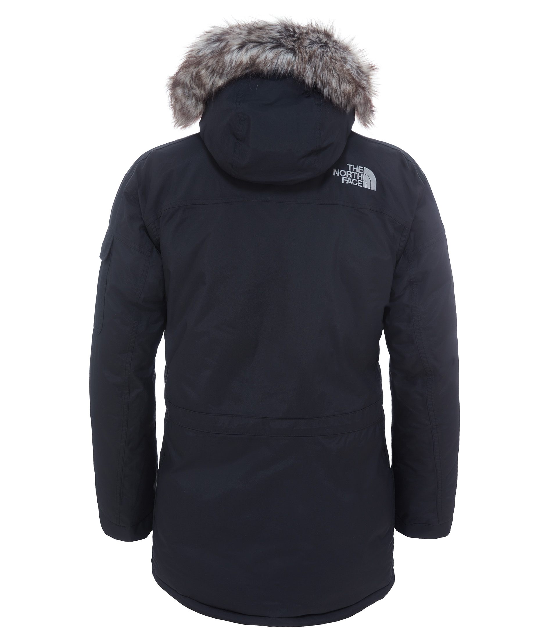 size 40 low price sale cheapest price Details about The North Face MCMURDO Black Men Parka DryVent