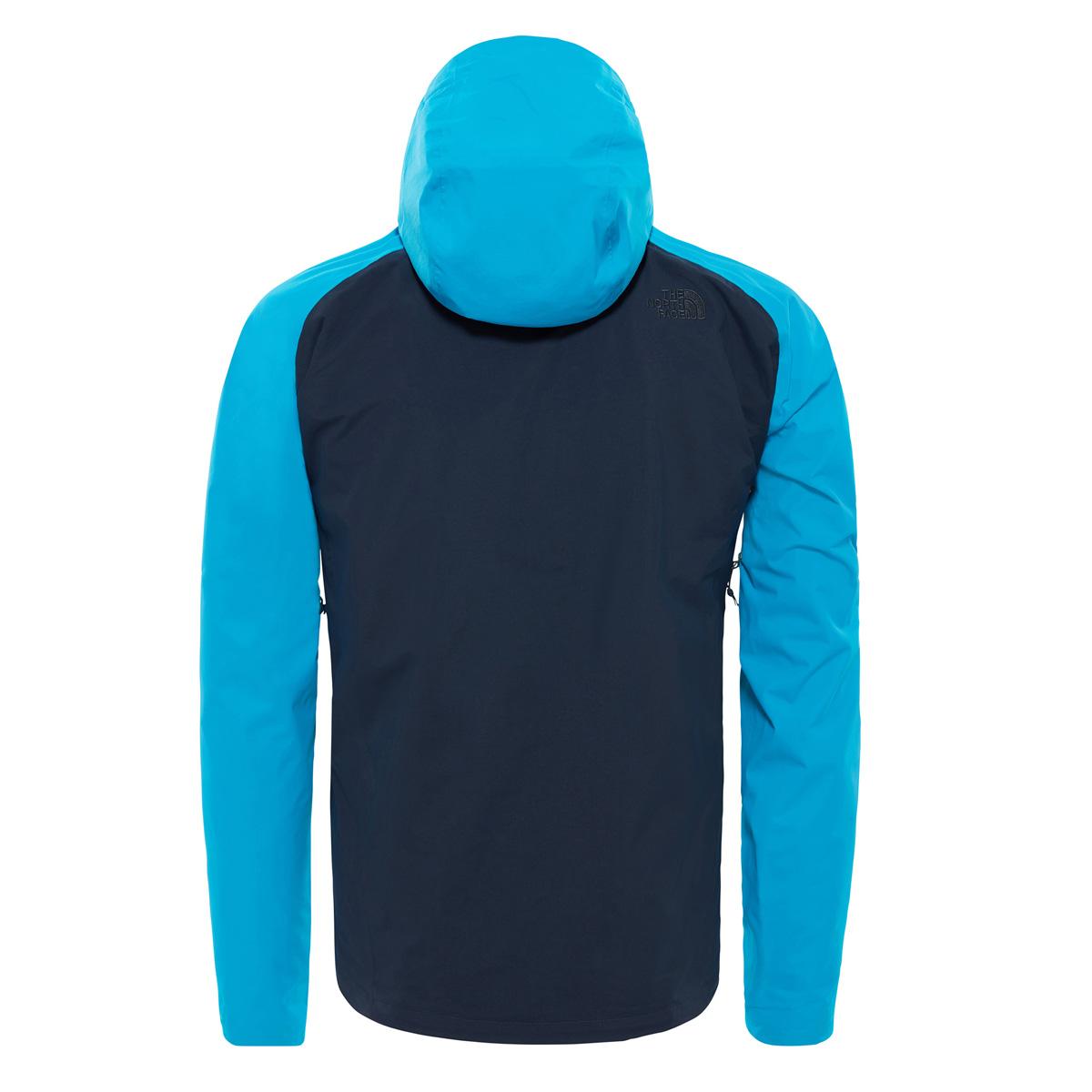 con cappuccio maniche Stratos Jacket Giacca a Urban lunghe qTAwxU8SU