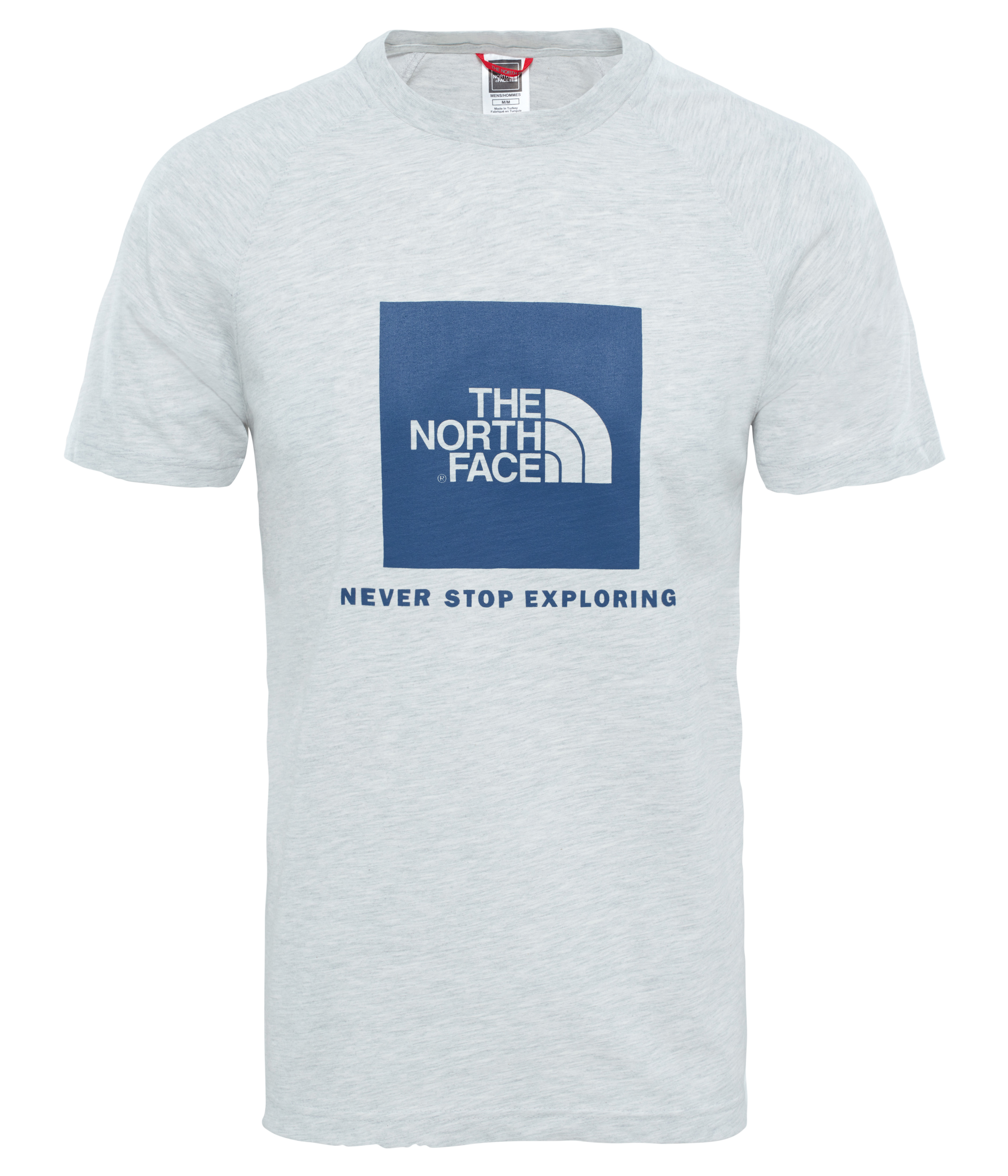26a2ad945 THE NORTH FACE M S/S RAG RED BOX Tee Shirt Homme